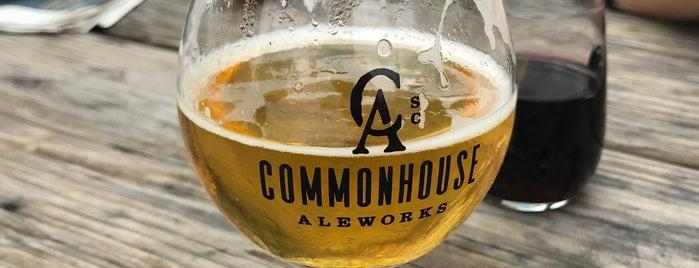 Commonhouse Aleworks is one of Danny'ın Beğendiği Mekanlar.