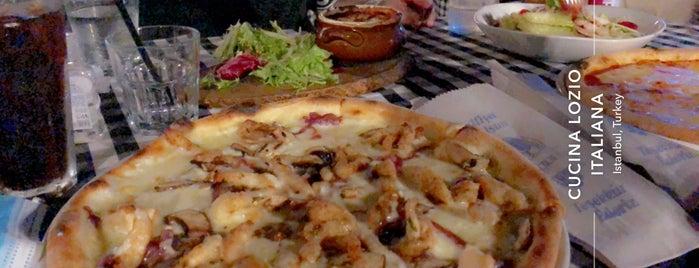 Cucina Lozio Italiana is one of Orte, die Numan gefallen.