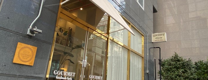 GOURMET is one of Cafe part.4.