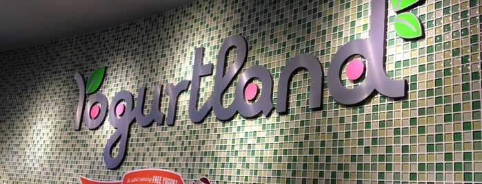 Yogurtland is one of Chicago, Chicago!.