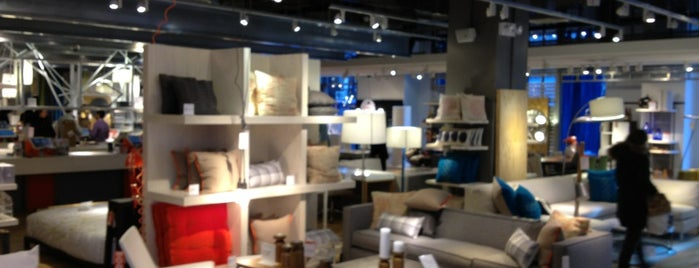 CB2 is one of Furniture stores.