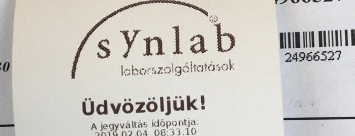 János Kórház Laboratórium is one of Thomas's Liked Places.