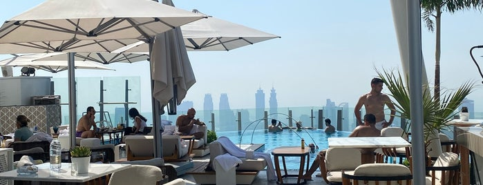 SLS Dubai Hotel & Residences is one of Summer 2021 Goals 👙💕.