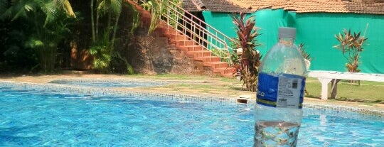 North Goa Morjim Resort is one of Locais curtidos por Danil.
