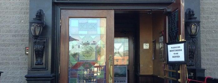 O'Connor's Public House is one of Locais curtidos por Mike.