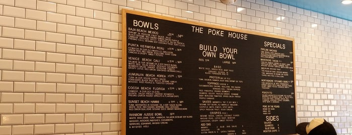 The Poke House is one of Ft lauderdale resto.