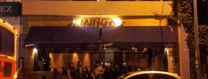 Minga is one of Buenos.