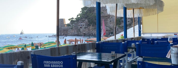 Da Ferdinando Bar is one of AMALFI.