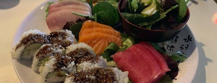 Ohya Sushi, Korean Kitchen & Bar is one of Lugares guardados de Katherine.