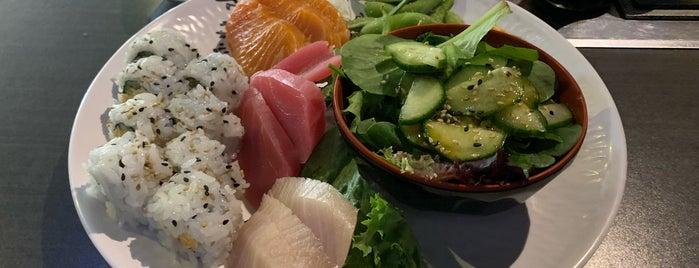 Ohya Sushi, Korean Kitchen & Bar is one of Posti salvati di Katherine.