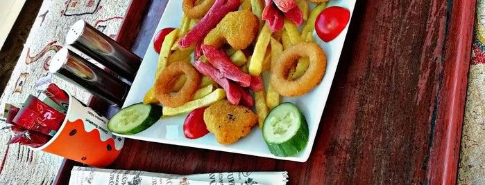 Mango Restaurant&Cafe Bar is one of D'ın Kaydettiği Mekanlar.