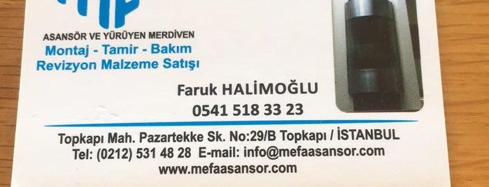 Özel Kampüsaray Kız Öğrenci Yurdu is one of kaydedilenler.