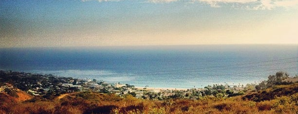 Laguna Canyon is one of Cali.