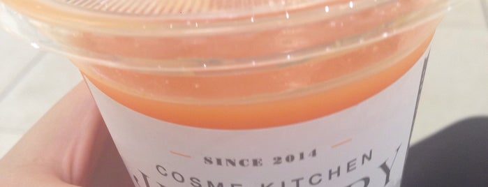 Cosme Kitchen is one of Tokyo.