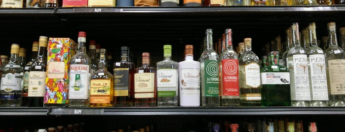 Porter Square Wine & Spirits is one of Bully Boy in Cambridge and Somerville.