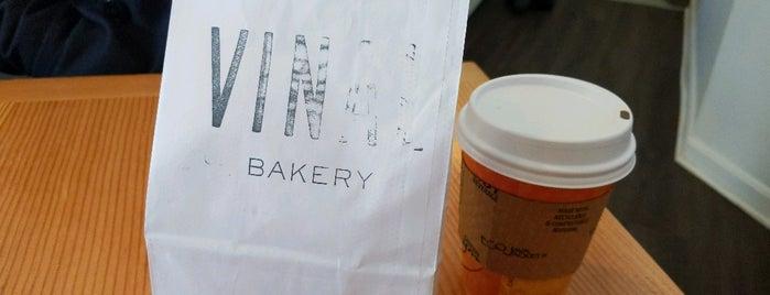 Vinal Bakery is one of Jake 님이 좋아한 장소.