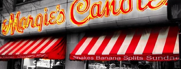 Margie's Candies is one of Chicago.