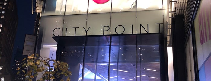 City Point is one of Food Tour/NY Visit.