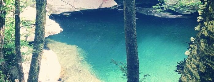 Peekamoose Mountain Blue Hole is one of NYC-Toronto Road Trip.