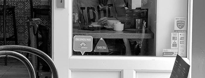 Café Lisboa is one of Elena 님이 저장한 장소.