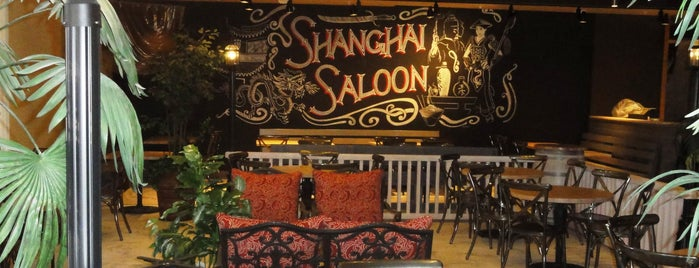 Shanghai Saloon is one of 2016.