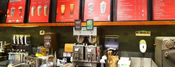 Starbucks is one of Posti che sono piaciuti a Alonso.