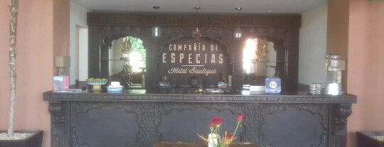Hotel Compañía de Especias is one of Jose 님이 좋아한 장소.