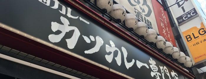 新宿カレー カツカレー専門店 is one of ZNさんのお気に入りスポット.