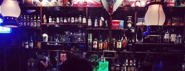 Ye Olde Pub is one of Pubs Paulista.