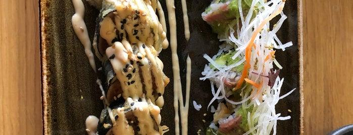 Ponzu Sushi & Asian Cuisine is one of Locais curtidos por Jana.