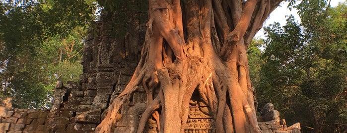 Prasat Ta Som is one of Unforgettable Siem Reap.