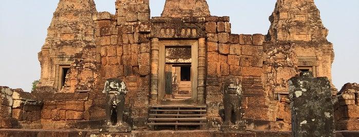 East Mebon is one of Unforgettable Siem Reap.