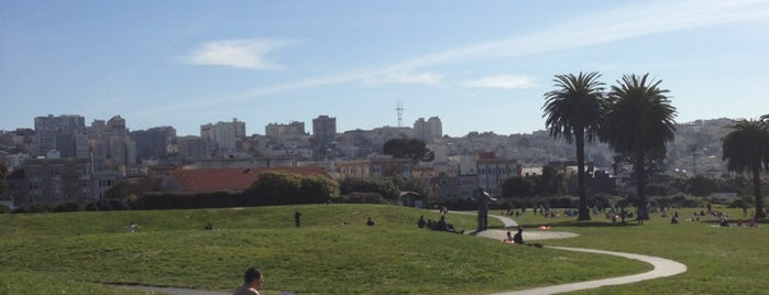 Fort Mason is one of San Francisco Bay.