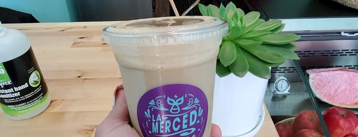 La Merced is one of North Brooklyn To Do's.