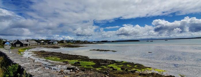 Aran Island is one of Ireland.
