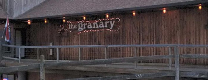 The Granary is one of DE to Do.