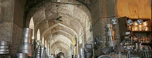 Kerman Grand Bazaar | بازار بزرگ کرمان is one of Iran.