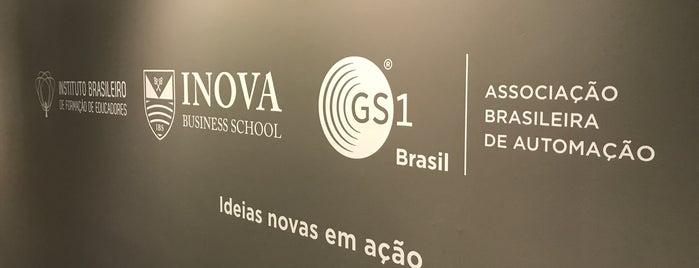 Inova Business School is one of Charles'in Beğendiği Mekanlar.