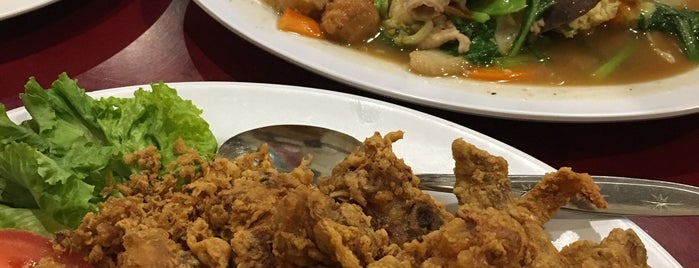 Ming Chinese Resto is one of Medan culinary spot.
