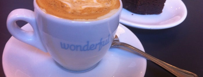 Wonderful Café is one of Chile.