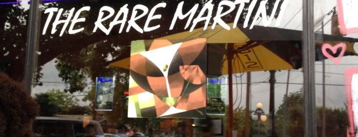 Rare Martini is one of Latonia'nın Beğendiği Mekanlar.