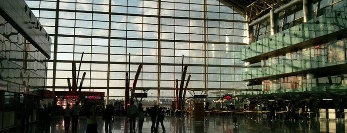 아드난 메데레스 공항 (ADB) is one of Part 2~International Airports....
