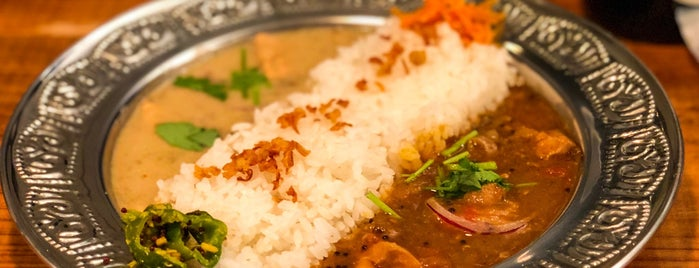 Spice Hut is one of TOKYO-TOYO-CURRY 4.