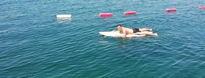 Komando Okulu Plajı is one of Ahmetさんのお気に入りスポット.