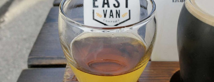 East Vancouver Brewing Co. is one of Vancouver.