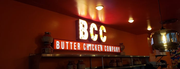 Butter Chicken Company is one of New: DC 2019 🆕✌️.