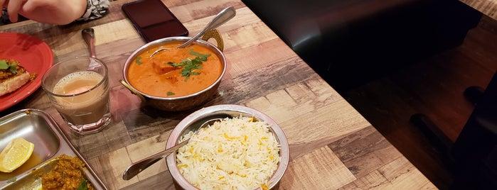 Bombay Street Food is one of Posti salvati di Rachel.