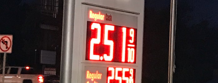 Shell is one of Must-visit Gas Stations or Garages in Marietta.