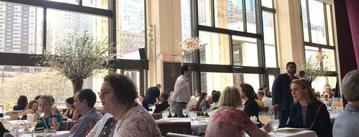 The Grand Tier is one of Brunch Lincoln Center / UWS.