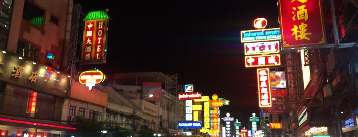 Chinatown is one of Rob & Bec Visit Bangkok.